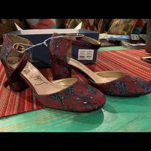 Velvet Dress Shoe